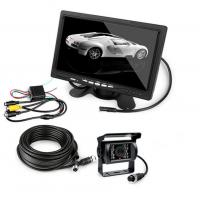 Wholesale 480P 7 Inch TFT LCD Rear View Safety Camera Or Car Reverse System from china suppliers