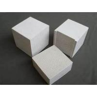 Wholesale Dense Cordierite Ceramic honeycomb for RTO, pushing-steel heating furnace, heating stove from china suppliers