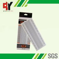 Wholesale Solderless Pure White Electronic Breadboards Without Color Printed from china suppliers
