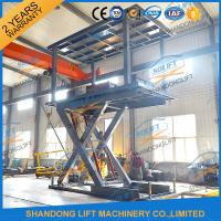 Wholesale 3T 3.3m Double Deck Car Parking System from china suppliers