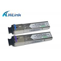 Wholesale Metal Enclosure Simplex SFP Transceiver Module , Cisco Compatible SFP Modules from china suppliers
