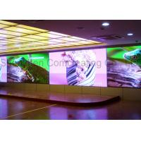 Wholesale OEM Full Color SMD P10 Indoor LED Video Walls Big Advertising LED Display Panel Price from china suppliers