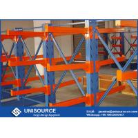 Wholesale Selective Cantilever Storage Racks Heavy Duty / Medium Duty With Double Sided Arm from china suppliers