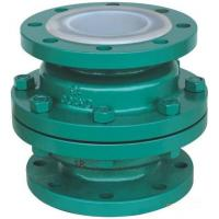 Wholesale GGG 40.3 ductile iron Ball Check Valve with two Flanged pieces from china suppliers