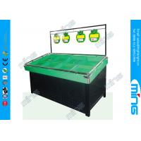 Wholesale Supermarket Vegetable And Fruit Retail Display Rack Stand from china suppliers