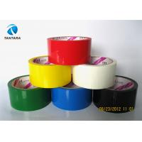 Wholesale 35 Micron - 80 Micron Thickness Cloth Adhesive Tape 12mm - 72mm width from china suppliers