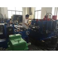 Wholesale ISO Certification Cable Tray Roll Forming Machine 20 Roller Stations Chain Dirve from china suppliers