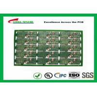 Wholesale 2 Layer PCB Board FR4 2.0MM Gold Surface Finish General Purpose PWB  Board from china suppliers