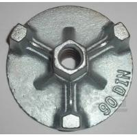Buy cheap China Form-tie nut, galvanized flanged Wing nut, formwork wing nut, formwork accessories from wholesalers