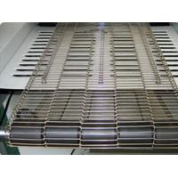 Wholesale AISI SS304 316 316L Stainless Steel Ladder Belt for Conveyor/High temperature resist from china suppliers