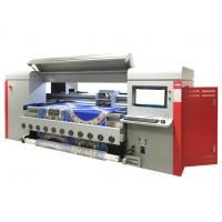 Wholesale Digital Cotton Fabric Printing Machine Positive Pressure / Wiper 4.2 PL Droplet from china suppliers