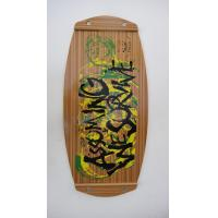 Wholesale Balance Board Water Monsters Wakeskate Yellow Wooden from china suppliers