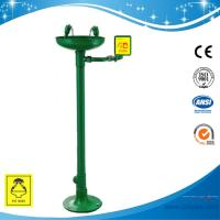 Wholesale SH711BG-Stand eye wash Erect safety eye wash made of SUS304.meets ANSI from china suppliers