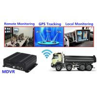 Wholesale G.726 Coding Truck dvr digital video recorder Support 3G GPS Tracking from china suppliers
