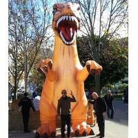 Wholesale Customized 5m Height Inflatable Jurassic Dinosaur for Park/Street/Dinosaur Theme Event from china suppliers