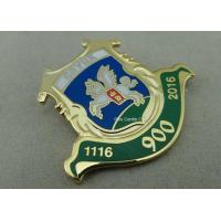Quality Awards Enamel Lapel Pin Personalized Hard Enamel Metal Pin Badges For Army for sale