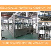 Wholesale Factory Supply Automatic PET Bottled Juice Equipment from china suppliers