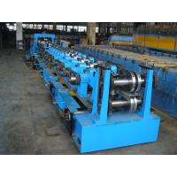 Wholesale C Purlin Roll Forming Equipment  / Cold Roll Forming Machine with Gearbox Drive for Steel C Purlin from china suppliers