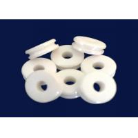 Wholesale Precise Al2o3 Alumina Ceramic Disc / Electrical Insulation Industrial Ceramic Washers from china suppliers