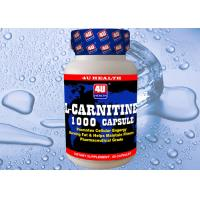 Wholesale L-Carnitine 60 Capsule Fat Burner Supplements for weight loss Acetyl-L-Carnitine from china suppliers