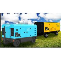 Wholesale 10 Bar Industrial Screw Air Compressors 194 KW Cummins Engine from china suppliers