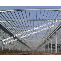 Wholesale PSB Prefabricated Industrial Steel Buildings Turnkey Project For Warehouse or Commercial Shopping Mall from china suppliers
