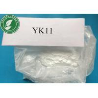 Wholesale YK11 99% Purity White SARMS Steroid Powder YK11 For Muscle Building 431579-34-9 from china suppliers