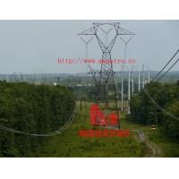 Wholesale 230KV high voltage transmission cat head tower from china suppliers