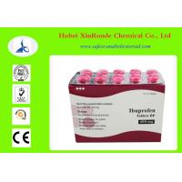 Wholesale Quality Medicine of Ibuprofen Tablet 400mg , Red Medication Tablet from china suppliers