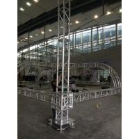 Wholesale Modern Space Truss Structure Stage Roof Truss Aluminum Square Lighting Truss from china suppliers