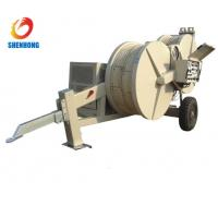 Wholesale 10T 100KN Hydraulic Puller Tensioner SA-YZ2*50 for overhead line construction from china suppliers