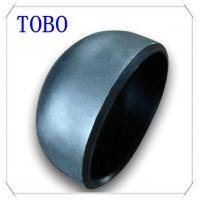Wholesale TOBO Butt Welding Fitting Pipe Caps Sch 40 Carbon Steel Vent Pipe Fitting Caps from china suppliers