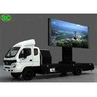 Wholesale P5 Mobile Truck LED TV Display Commercial Advertising Screen Sign from china suppliers