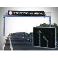 Wholesale High Definition Electronic Highway Message Boards Communicate , Electronic Highway Signs from china suppliers