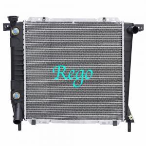 Wholesale Aftermarket Ford Ranger Radiator Replacement , Auto Radiator Replacement from china suppliers