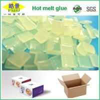 Wholesale Yellow Clear Hot Melt Pellets Quick Drying Hot Melt Glue For Carton Packaging from china suppliers