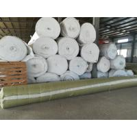 Wholesale 300G PET nonwoven needle punched geotextile fabric suppliers/factory/manufacturer for highway railway dam coastal from china suppliers