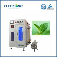 Wholesale 20KHZ Tea Polyphenols Extraction With Ultrasonic Assisted Extraction from china suppliers
