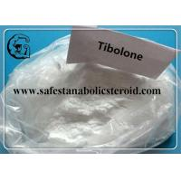 Wholesale Tibolone Trenbolone Steroid Powder Tibolon Anti Aging for Bodybuilding from china suppliers