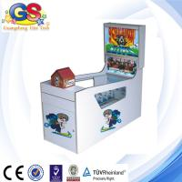 Buy cheap Skiing Master lottery machine ticket redemption game machine from wholesalers