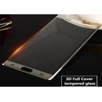 Quality AGC Glass Ultra Thin 3D Curved Screen Protector For Samsung Galaxy Note 7 for sale