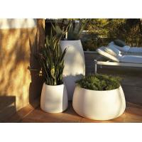 Wholesale OEM contemporary Plastic polyethylene planter for public areas from china suppliers