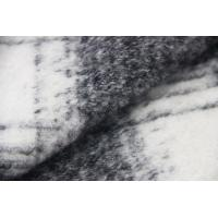 Wholesale Fashion Designer Wool Style Tartan Plaid Upholstery Fabric Breathable from china suppliers