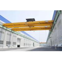 Buy cheap Safety Remote Control 200 Ton Single Girder Overhead Cranes With Electric Hoist from wholesalers