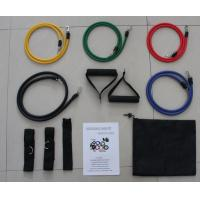 Wholesale 11pcs Latex Resistance Training Tubings Set from china suppliers