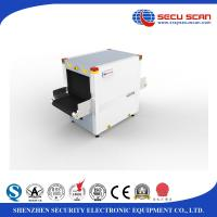 Wholesale High Performance X Ray Machine Security Scanner For Baggage Inspection , 40AWG Resolution from china suppliers