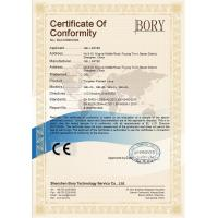 GEL Limited Certifications
