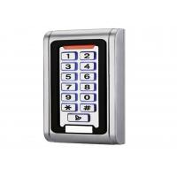 Wholesale Touch Screen Fingerprint Access Control System With Waterproof Metal Case RFID Card from china suppliers