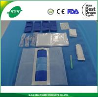 Wholesale Medical Abdominal Drape Pack dustless/Surgcial Laparotomy Drape Pack from china suppliers