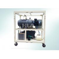 Wholesale Double Stages High Vacuum Pump System Combination For Electrical Equipment Air Dryer from china suppliers